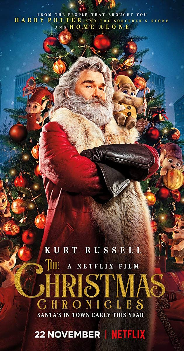 Movie 58 The Christmas Chronicles 2/5 (With images