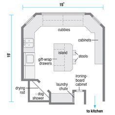 Image Result For Laundry Room Floor Plans LaundryMud Room - Family room layout planner