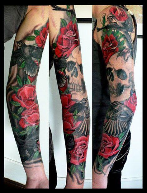 Artista kore flatmo tattoo tatuagem tattooplace inked - Tatouage cavalera ...