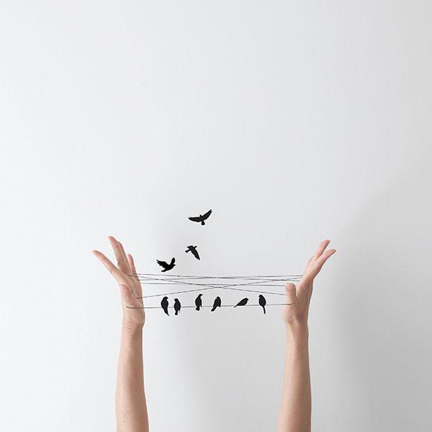 Artista australiana peechaya burroughs cria cenas for Minimal art instagram