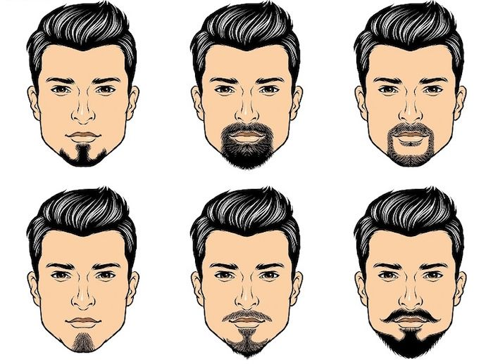 different hair style pictures bouc barbe tu tires ou tu pointes s style 7970