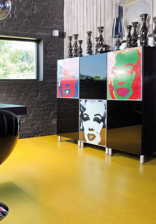 Andy Warhol - Inspired Furniture | Cool Home Ideas | Pinterest ...
