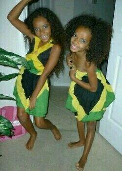 Pretty jamaican girls