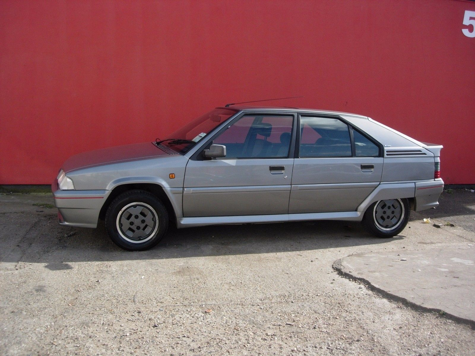 Citroen BX GTi 16 valve, UK RHD, 32k from new, The Best There is!