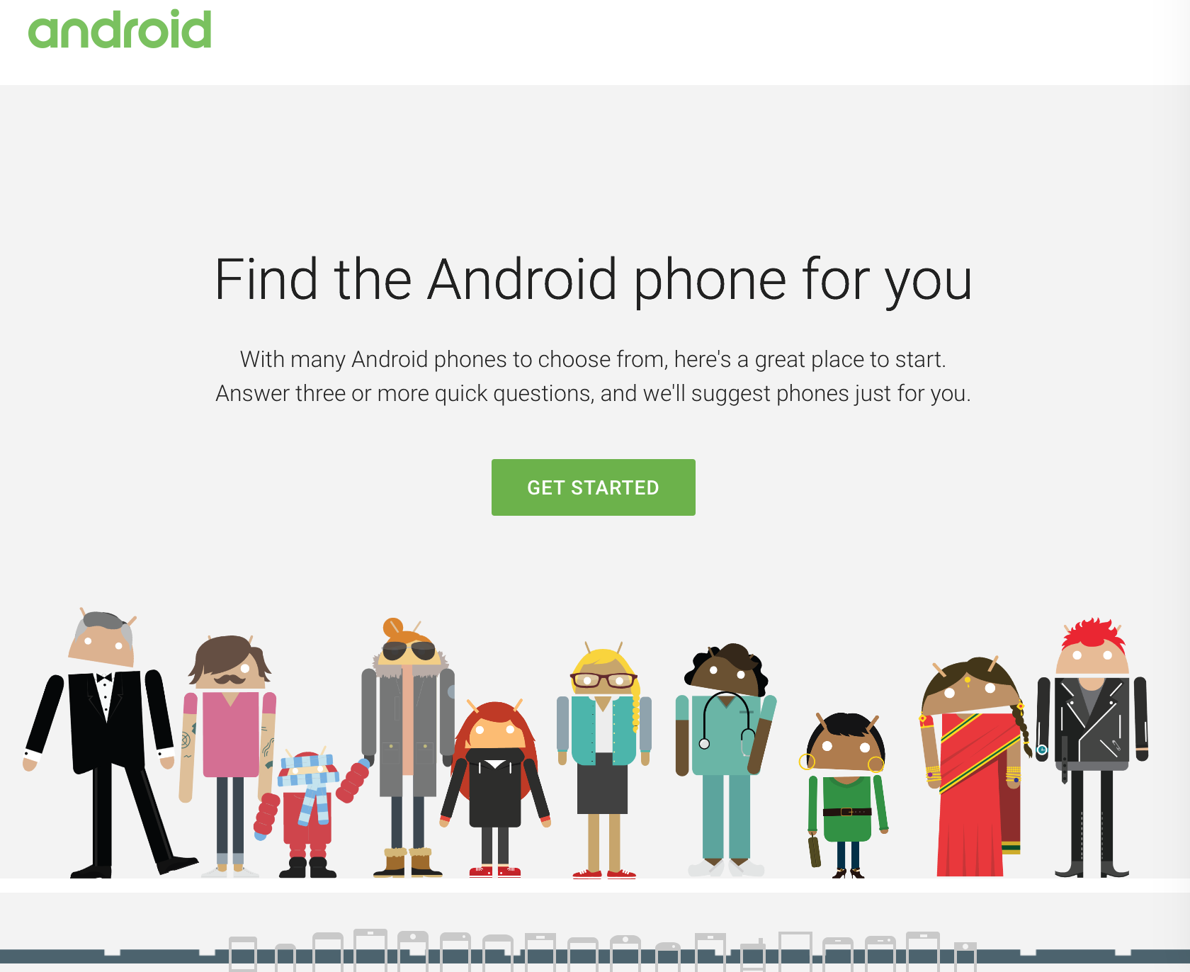 Google Launches Tool To Help You Decide Which Android