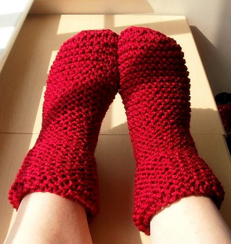 Cosy Toes pattern by Esther Kate   Chunky knitting ...