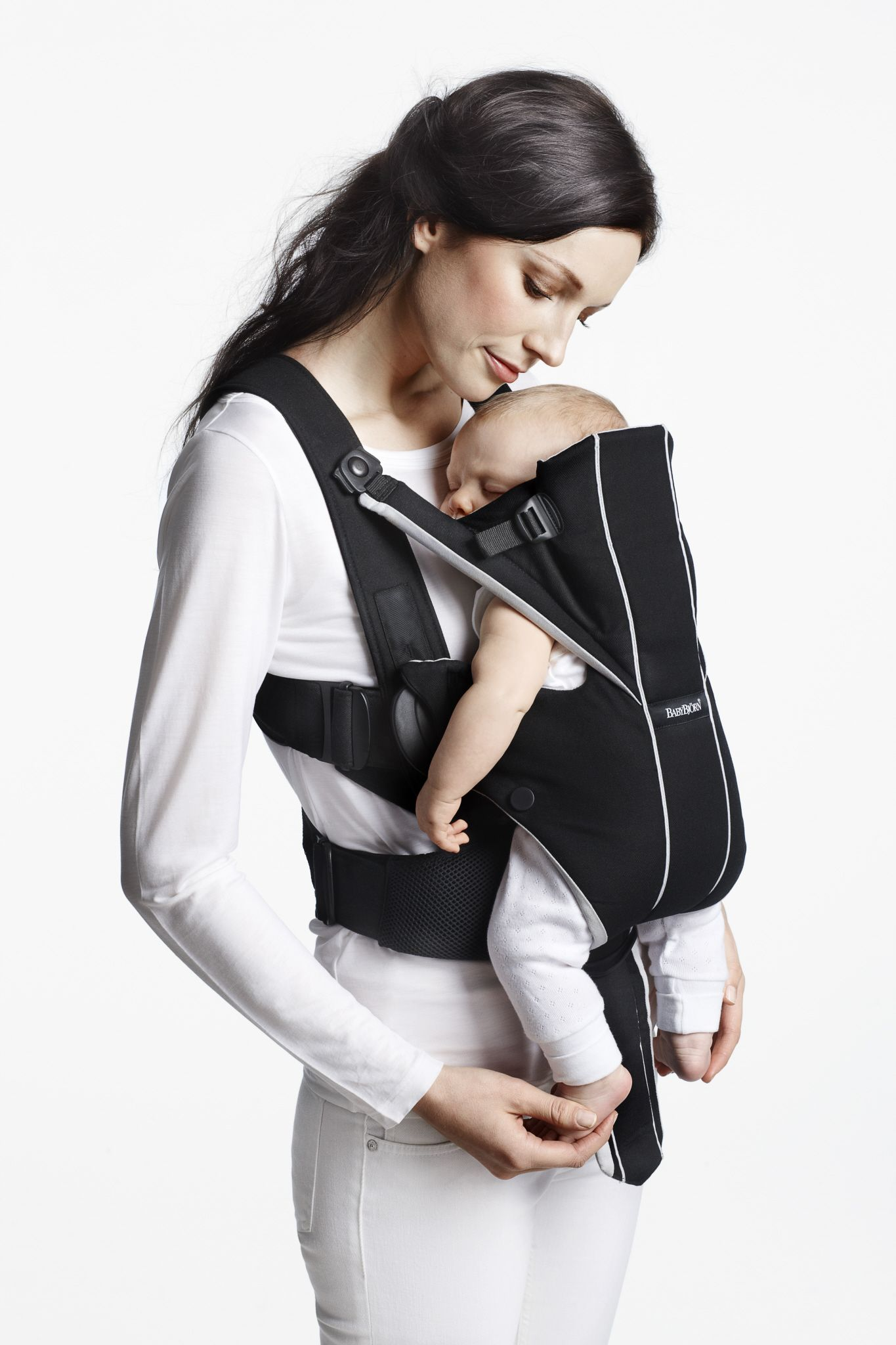 Babybjorn S Most Popular Baby Carrier Gets Even Better