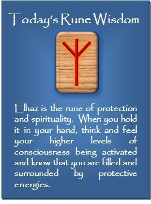 Elhaz Also Known As Algiz A Rune For Protection And Access To