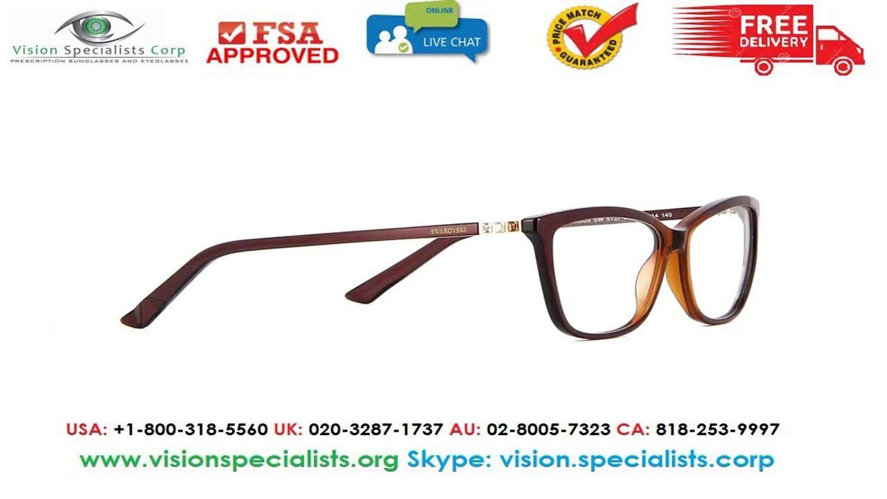 477681e945b3 Swarovski SK 5137V 050 Glasses