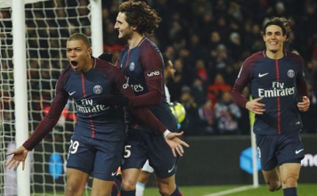PSG vs Marseille 30 Match of the day, Major league