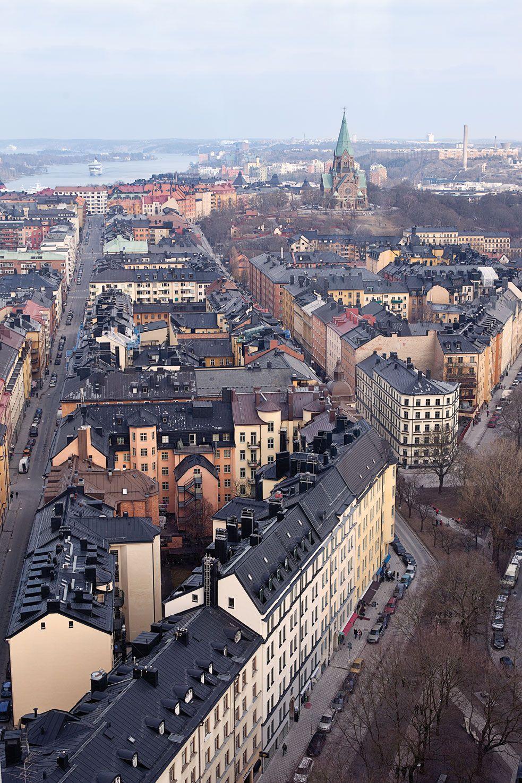 Restaurang Himlen Resmål, Stockholm, sverige, Resor