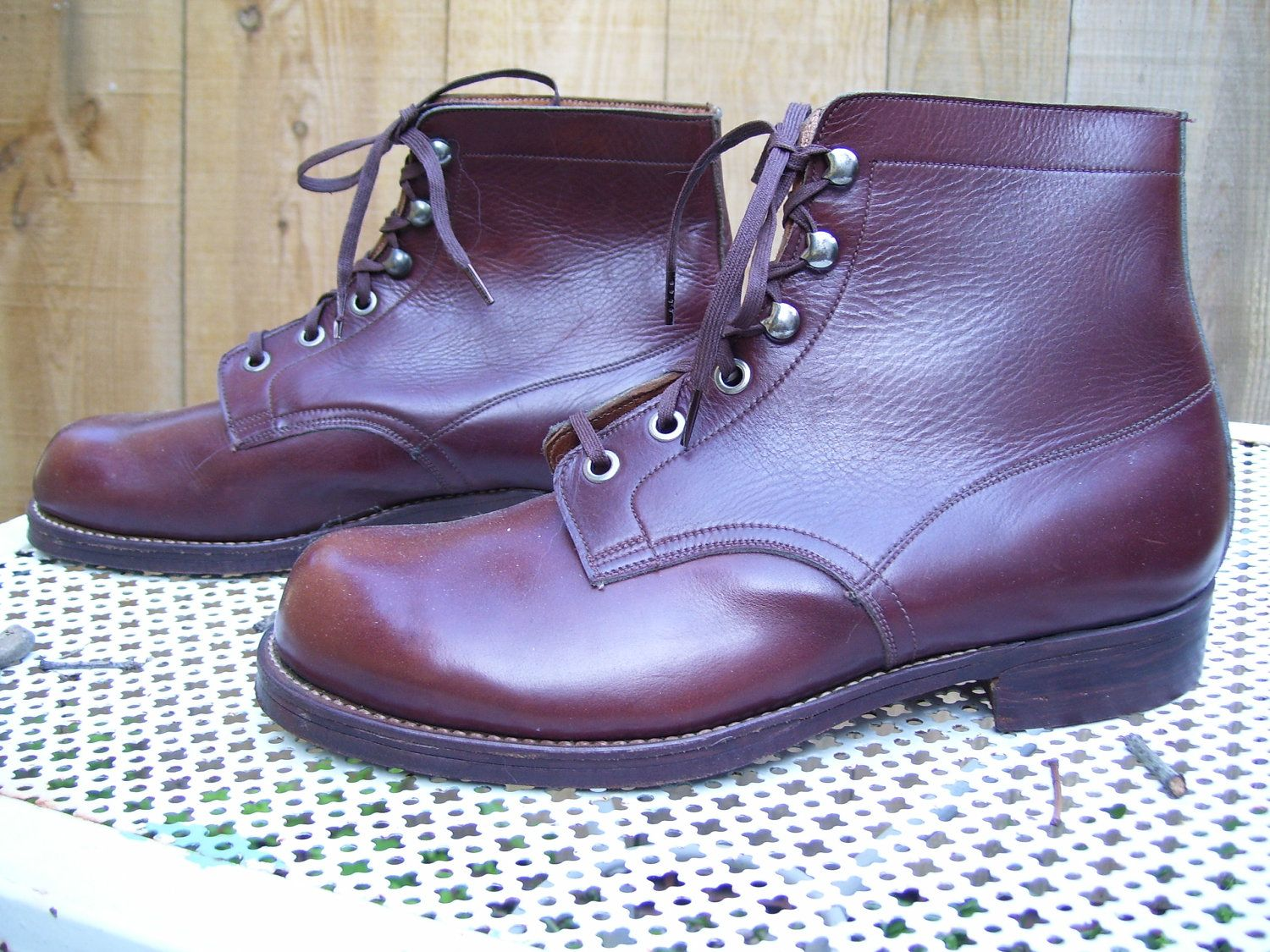 1930's Women's Boots. A more modern take on the style. | Dancing ...