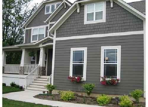 House exterior ideas colors