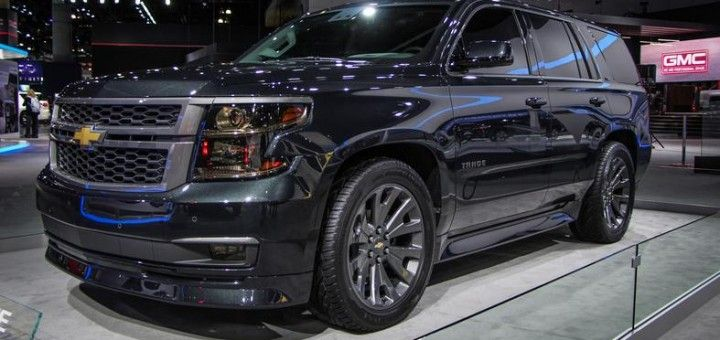 2015 Chevy Tahoe Rims Photo Gallery Of The 2015 Chevrolet Tahoe