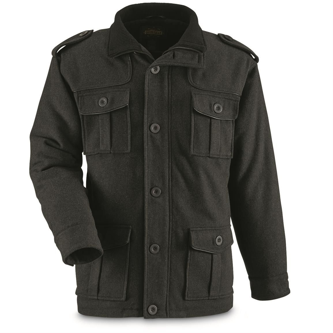 Guide Gear Men's Military Style Jacket | Military style jackets ...