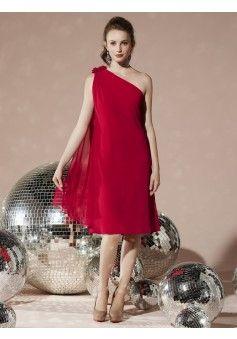 Sheath/Column One Shoulder Knee-length Bridesmaid Dress #USAFF357 - See more at: http://www.beckydress.com/wedding-apparel/bridesmaid-dresses.html?p=2#sthash.nVDe3YgU.dpuf