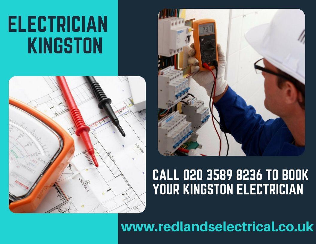 Electrician london surrey commercial domestic