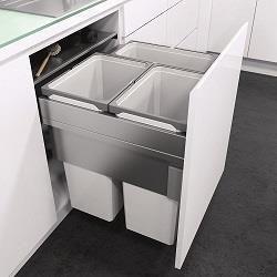 Image result for under sink rubbish bins   Kitchens   Pinterest ...