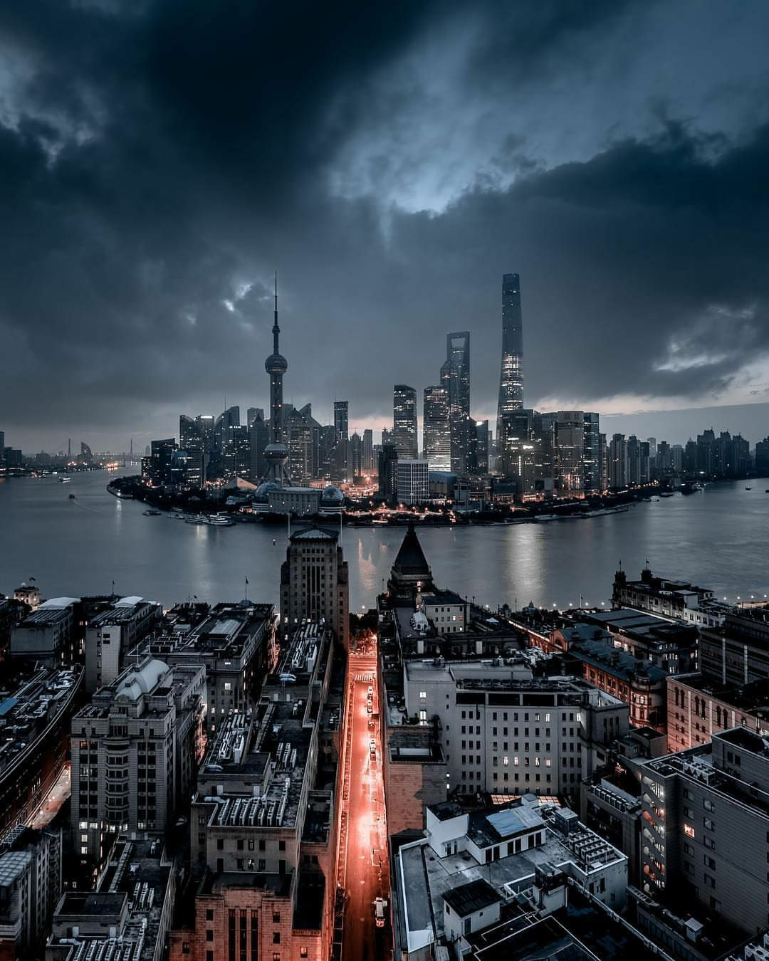 Shanghai China City Cities Buildings Photography City Landscape Urban Photography City Aesthetic