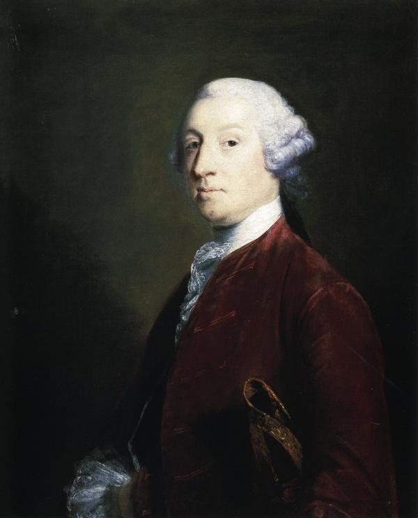 Robert Ramsden, 1755 Joshua Reynolds