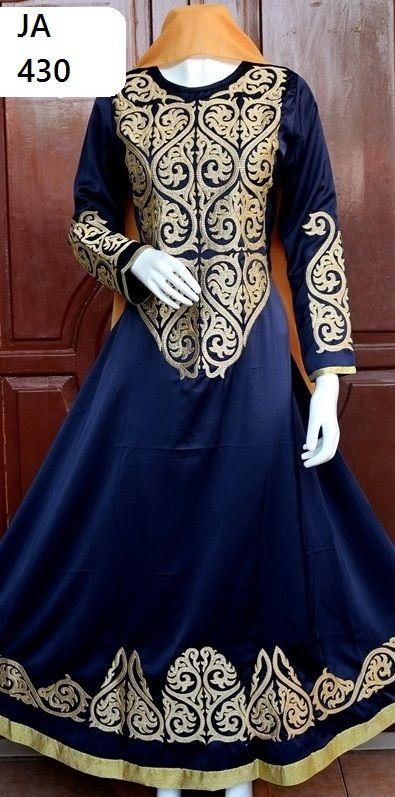 Model model baju muslim baju baju terbaru model gamis Baju gamis india terbaru