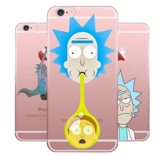 9a89410b58 5.99AUD - Rick And Morty Soft Tpu Silicone Case Apple Iphone X 8 7 6 6S  Plus 5 5S Se 5C 4 #ebay #Electronics