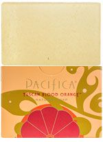 Pacifica Tuscan Blood Orange Natural Soap - Pacifica / A moisturising, rich-lathering, sulfate-free and bio-degradable natural soap, with a juicy and spicy Blood orange scent.