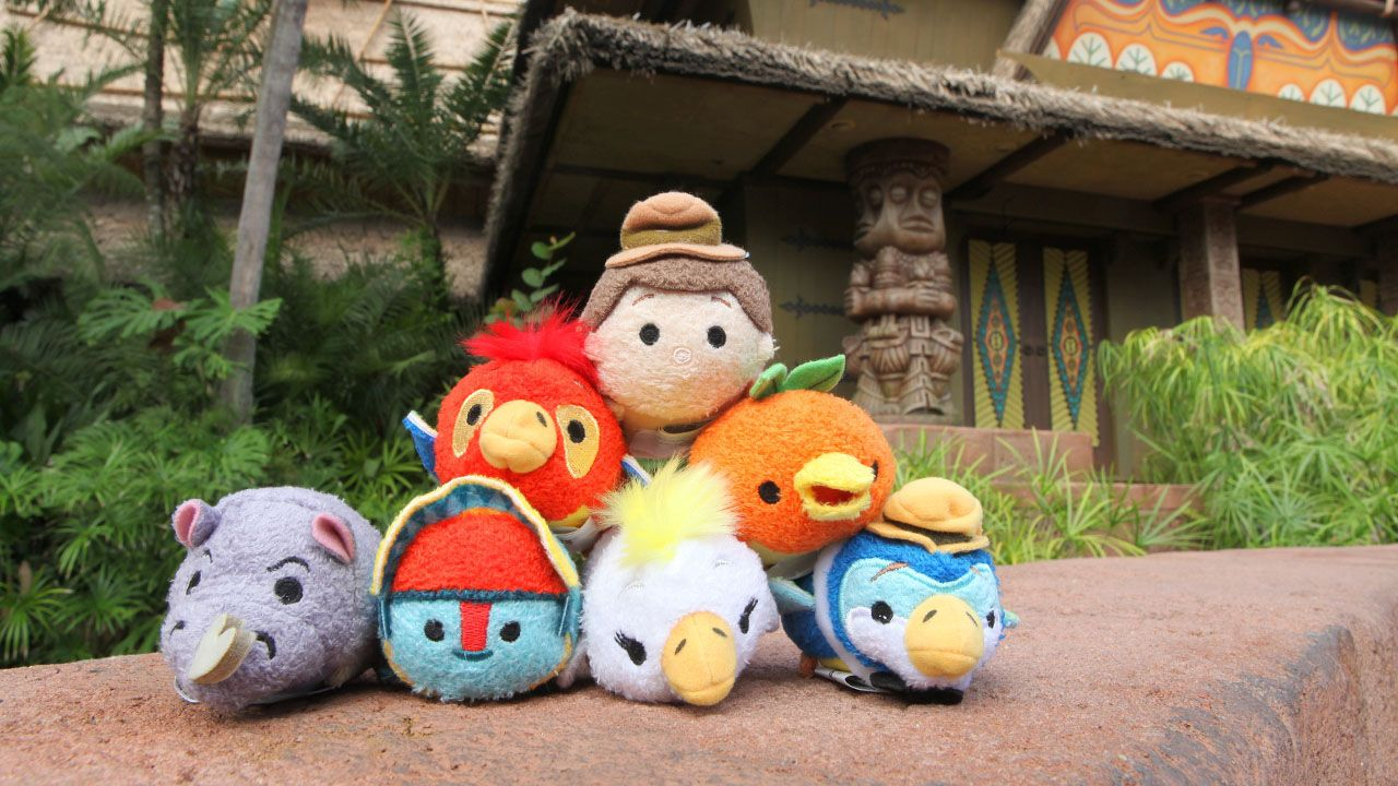 Tsum Tsums at Walt Disney World