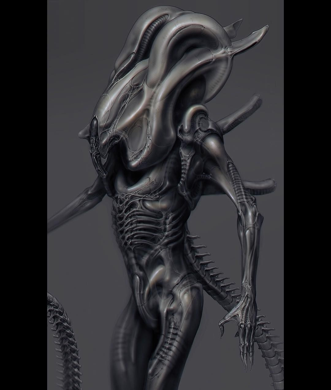 Image result for xenomorph concepts