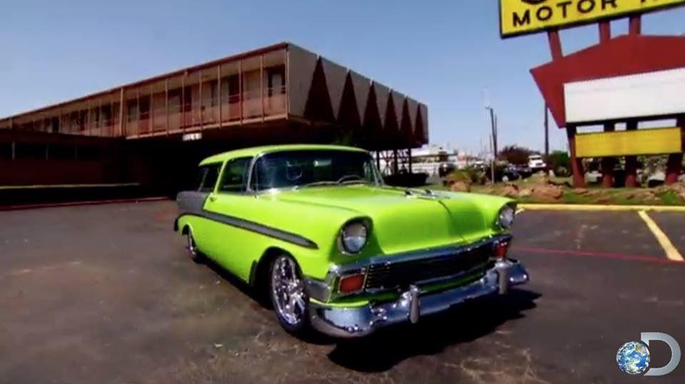 Gas Monkey Garage Dale Jr. Car