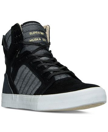 546d42ec233a Supra Men s Skytop High-Top Casual Sneakers from Finish Line