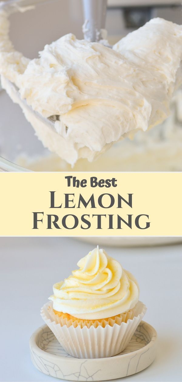 Lemon Buttercream Frosting #lemonbuttercream This easy and simple lemon buttercream recipe is light and fluffy with tons of delicious lemon flavor, making it the perfect American buttercream frosting for cakes, cupcakes, macarons, and other desserts! #frosting #dessert #lemon #buttercream #lemonbuttercream Lemon Buttercream Frosting #lemonbuttercream This easy and simple lemon buttercream recipe is light and fluffy with tons of delicious lemon flavor, making it the perfect American buttercream f #lemonbuttercream