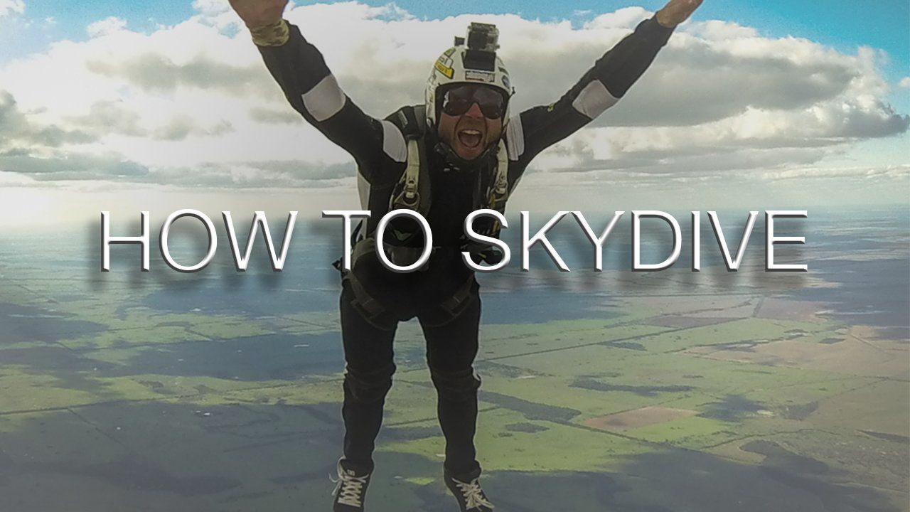 Ever Wondered How To Get Started In Skydiving Ejtoernyozes
