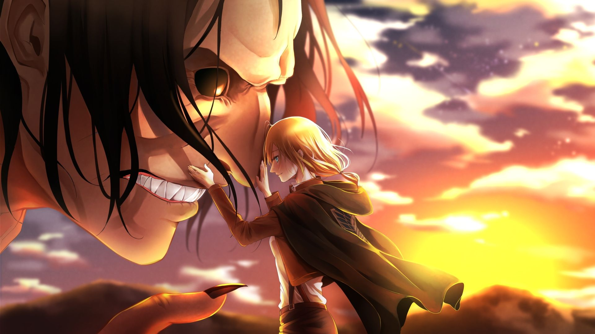 Anime Attack On Titan Titan Attack On Titan Ymir Historia Reiss Hd Wallpaper Attack On Titan Season Attack On Titan Anime Attack On Titan