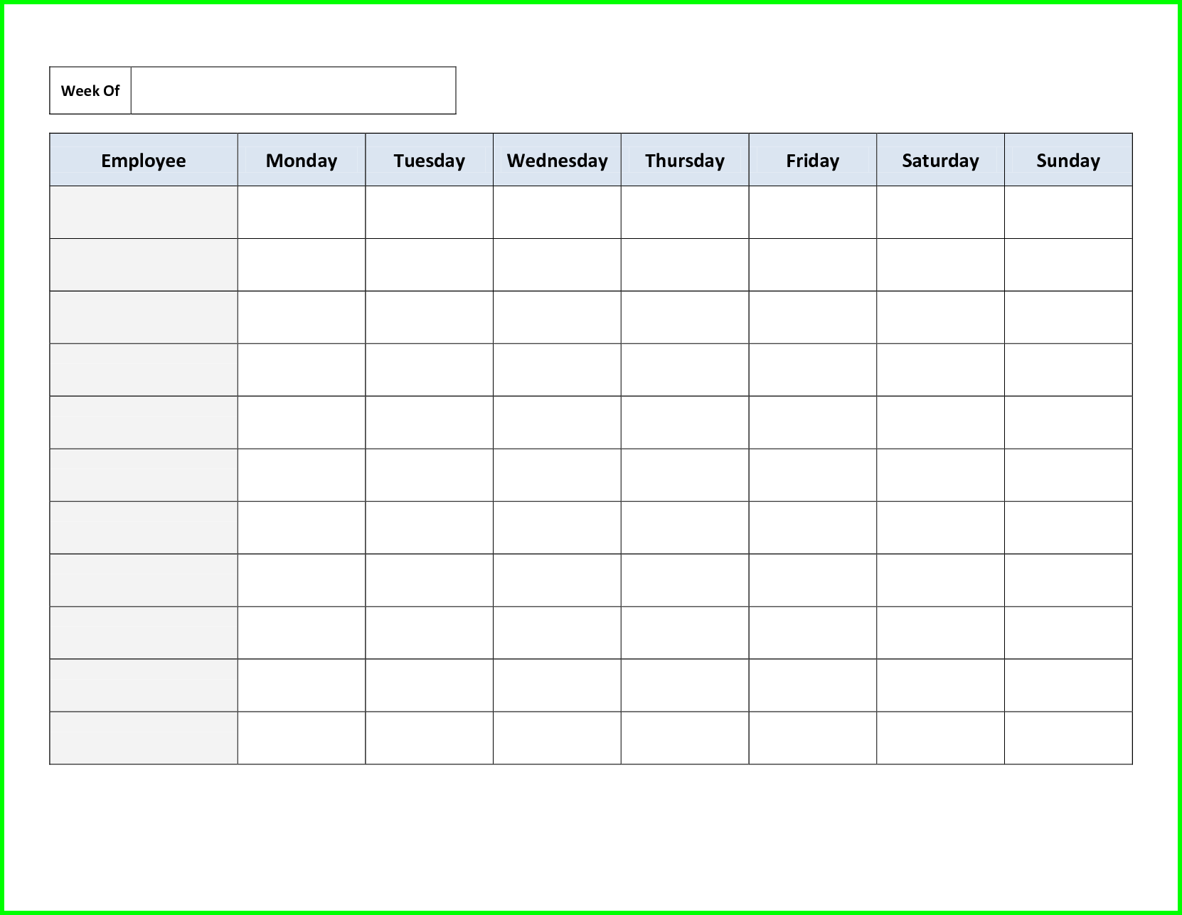 employee weekly schedule template excel 118442973 png 1662a 1287