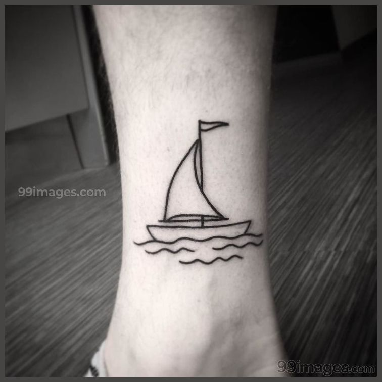 215 Simple Tattoos Images Hd Photos 1080p Wallpapers Android Iphone 2020 Tatouage Blackwork Tatouage Tatouage Bateau