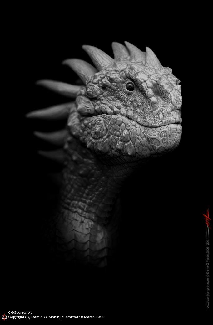 Dragon 46 by Damir G. Martin | 3D | CGSociety