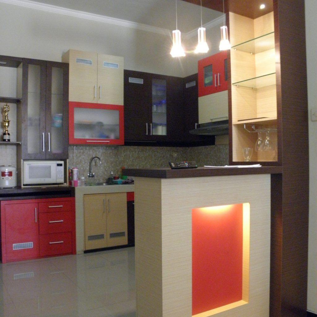 Kitchen Set Mini Bar Dapur Kecil