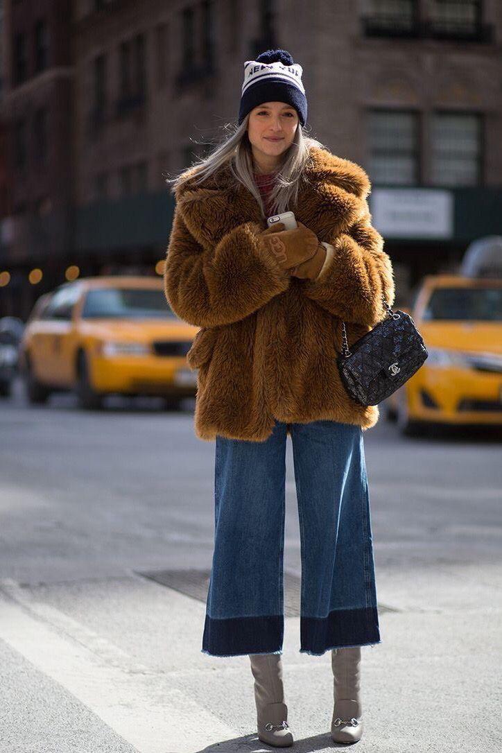 faux fur teddy bear coat jacket women casual autumn winter. Black Bedroom Furniture Sets. Home Design Ideas