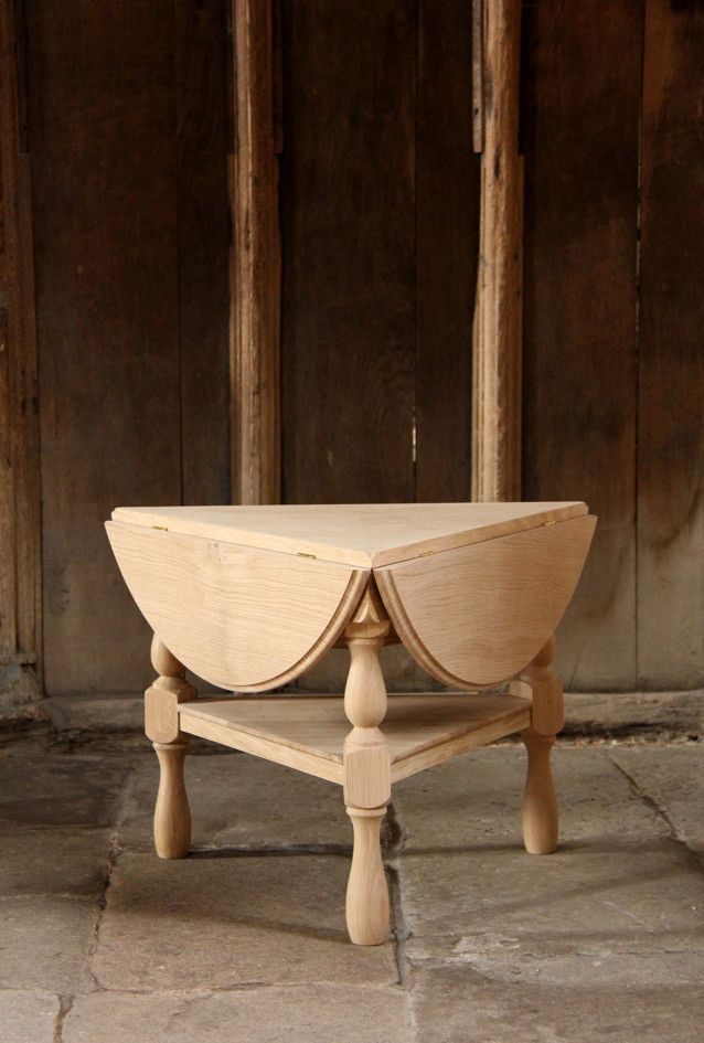 New Trinity Table, Launching On 6 November At The New Craftsmen Garage, In  Mayfair   Arne Maynard Garden Design.