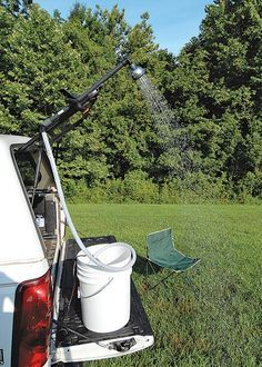 Simple project of the month the diy camping shower popular simple project of the month the diy camping shower popular science solutioingenieria Image collections