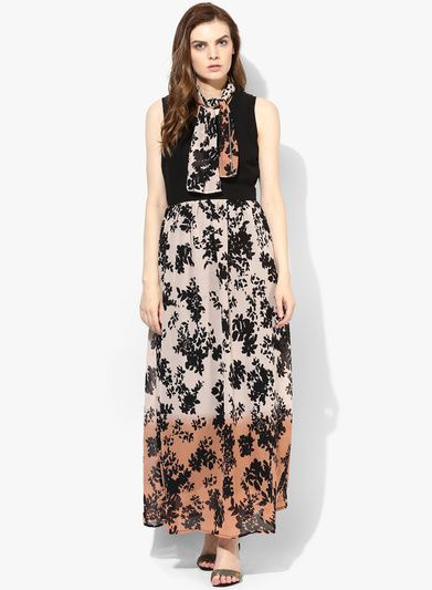 Simple  Maxi Dress For Women  Women39s Multi Maxi Dresses Online In India