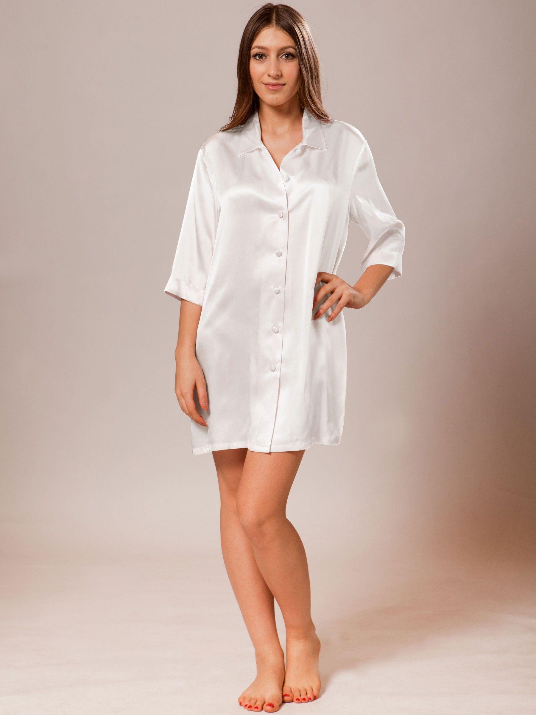 silk sleepshirt white. silk sleepshirt white Silk Pajamas 0efe1f8cc