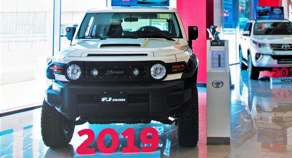 تويوتا إف جي كروزر إكستريم 2020 الطراز الأكثر جرأة واثارة موقع ويلز In 2020 Toyota Fj Cruiser Fj Cruiser Toyota