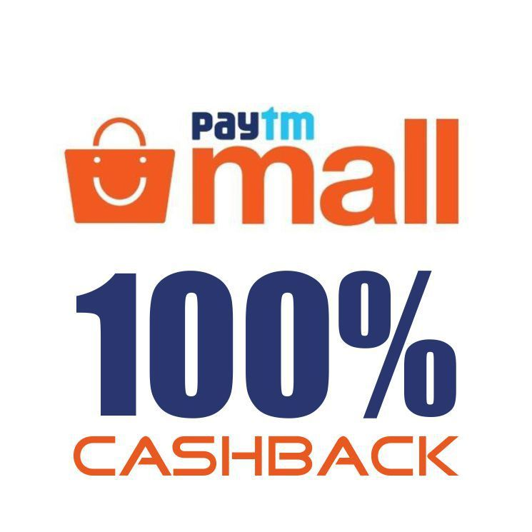 100% Cashback On Various Product at Paytm Mall | Free in india