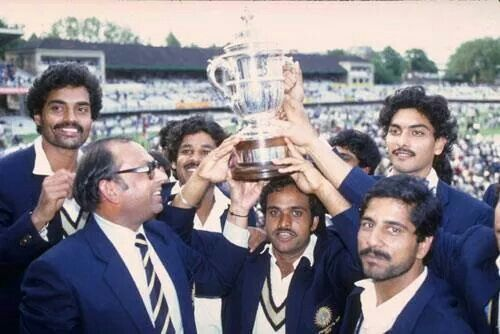 25 June 1983 India Win The World Cup Under The Captaincy Of Kapil Dev World Cricket Cricket World Cup World Cup Final