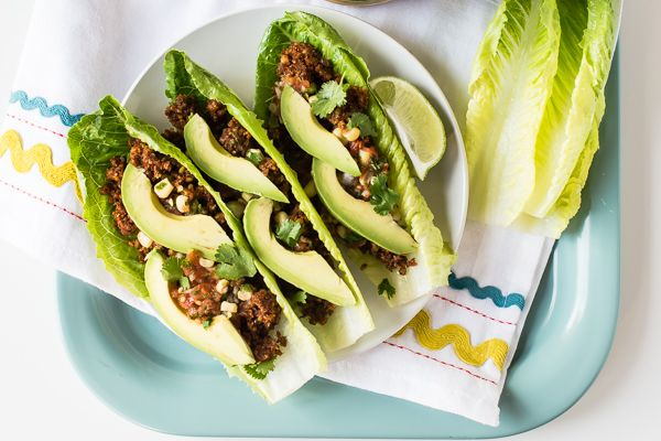 Lentils and walnuts combine to make a meaty vegan taco filling in this easy recipe from the new Choosing Raw cookbook.