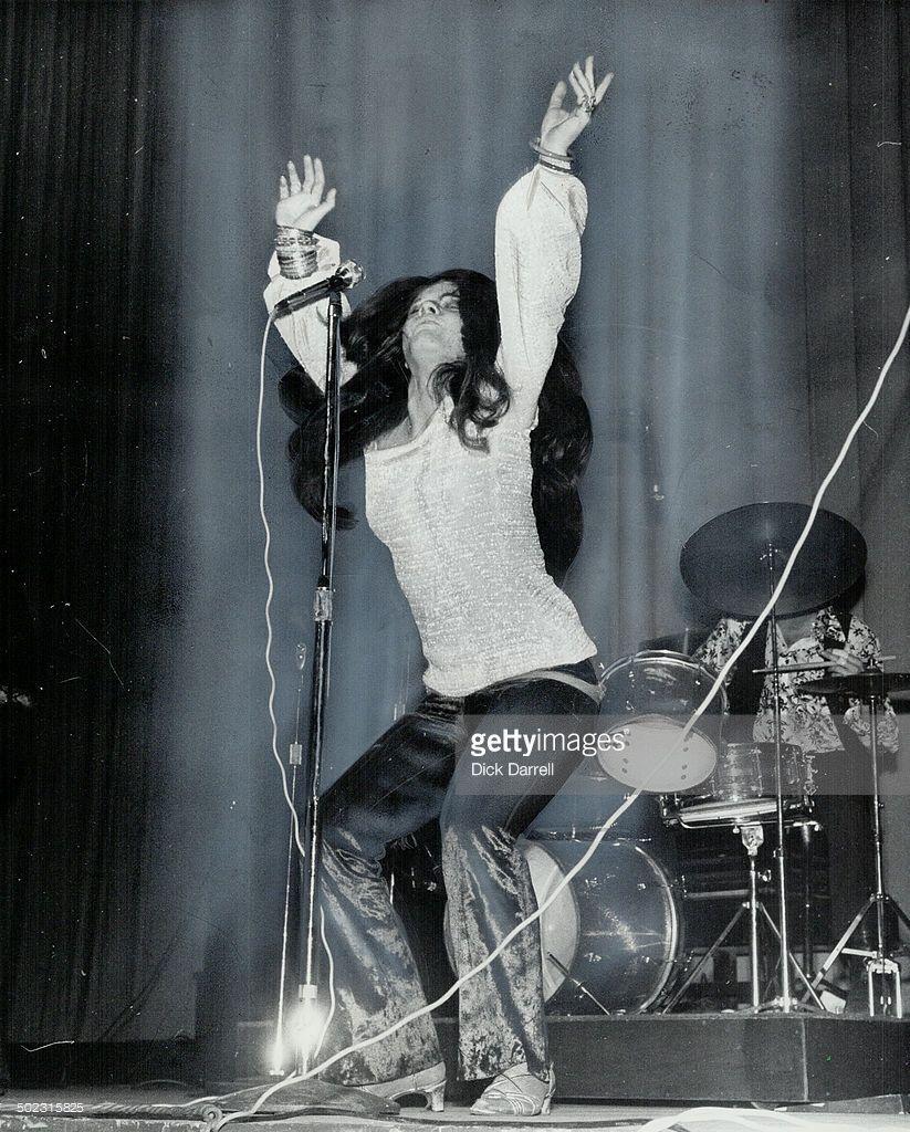 Janis steel sex
