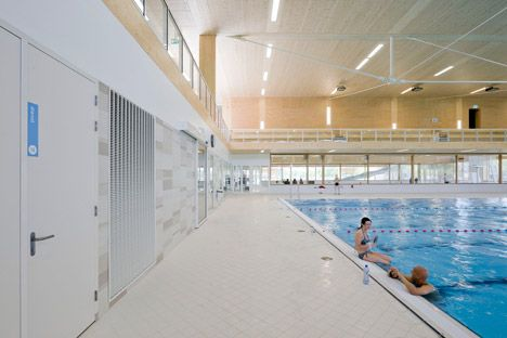 swimming pool maastricht