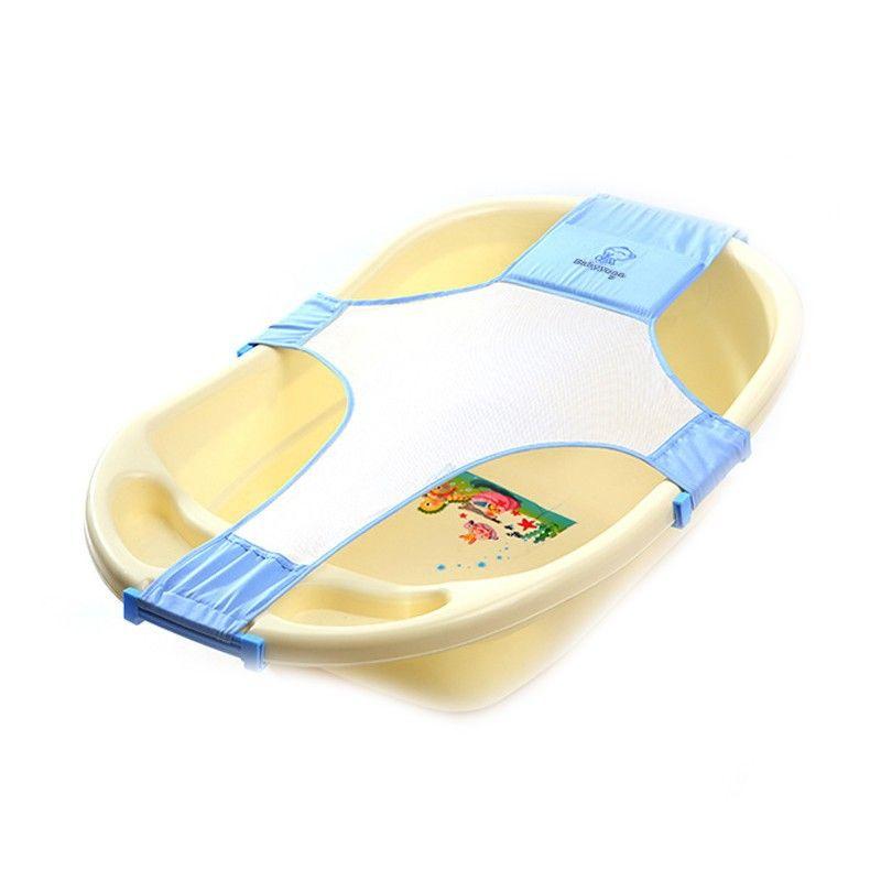 Click to Buy << Newborn Baby Bath Tub Seat Adjustable Baby BathTub ...